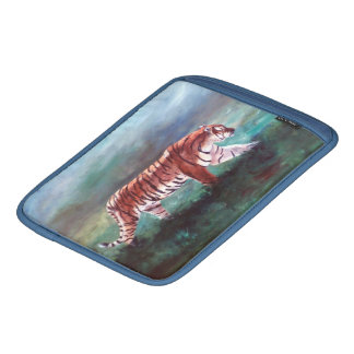 Tiger On the Prowl Sleeves For iPads