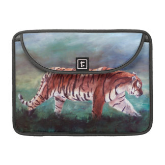 Tiger On the Prowl MacBook Pro Sleeves