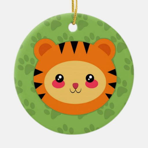 TIGER - ornament