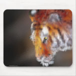 Tiger Painting Mouse Pad