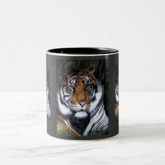 Tiger Painting Mug