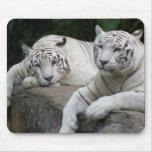 Tiger Pair Mouse Mat