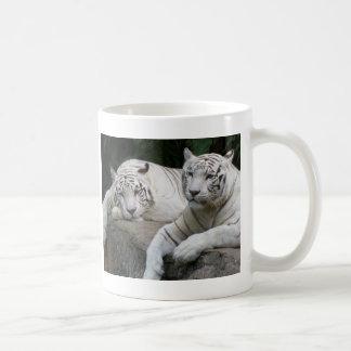 Tiger Pair Coffee Mug