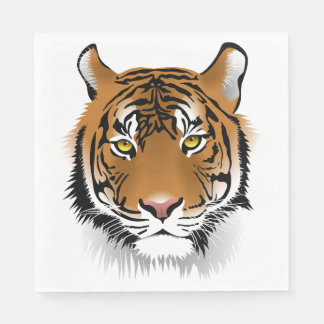 Tiger Paper Napkin