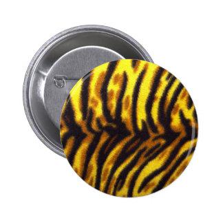 Tiger Pattern Pins