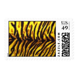 Tiger Pattern Stamps