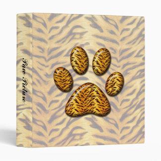 Tiger Paw #1 Binder