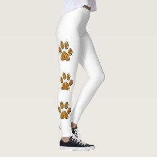 Tiger Paw #1 Leggings