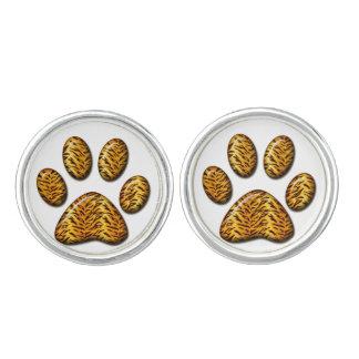 Tiger Paw #1 Cufflinks