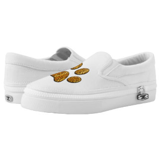 Tiger Paw #1 Slip-On Sneakers