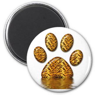Tiger Paw #2 Magnet