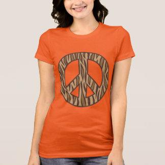 Tiger Peace T-Shirt