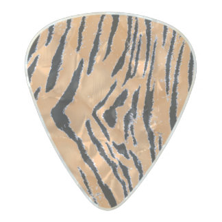 🐯Tiger🐯 Pearl Celluloid Guitar Pick