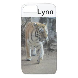 Tiger Personalized iPhone 7 case
