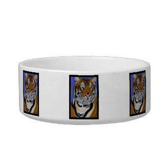 Tiger Pet Bowl