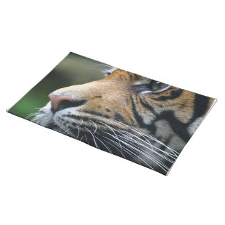 Tiger Picture  Placemat Cloth Place Mat