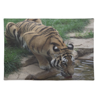 Tiger Cloth Placemat