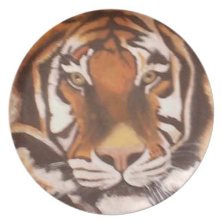 TIGER PLATES design by RaineC