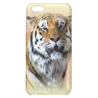 Tiger portrait iPhone 5C case