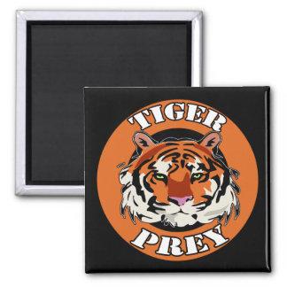 Tiger Prey Biker T shirts Gifts Fridge Magnet