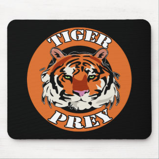 Tiger Prey Biker T shirts Gifts Mouse Mats