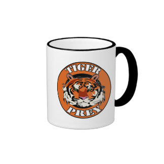 Tiger Prey Biker T shirts Gifts Mug