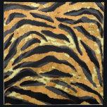 "TIGER PRINT CLOTH NAPKIN<br><div class=""desc"">An artistic tiger print.</div>"