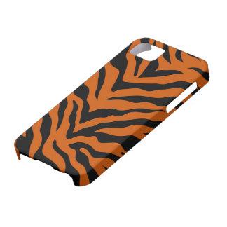 Tiger Print iPhone 5 Case Mate Case