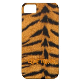 tiger print iphone case