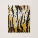 Tiger Print Puzzle