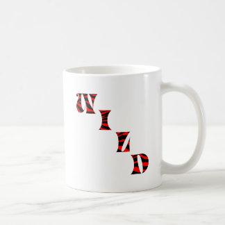 Tiger Print Wild Coffee Mug