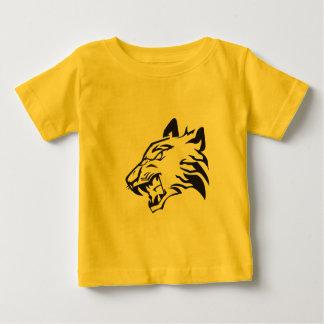 Tiger Raw Tigre Scratches T Shirt