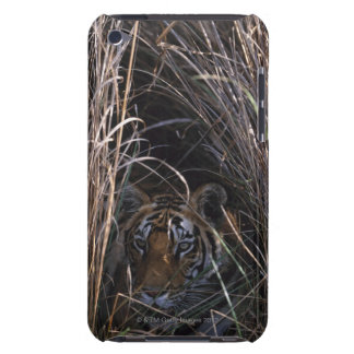 Tiger Reclines in Tall Grass Case-Mate iPod Touch Case