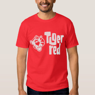 Tiger Red Dresses