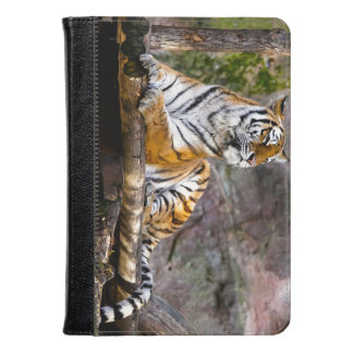 Tiger Relaxing Kindle Case