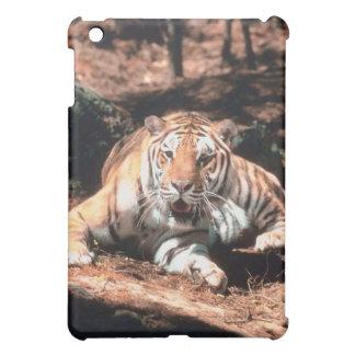 Tiger resting case for the iPad mini