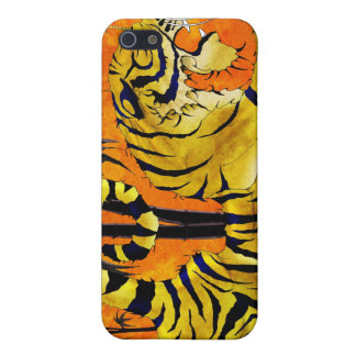 Tiger River iP4 Cover For iPhone SE/5/5s