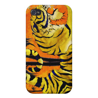 Tiger River iP4 iPhone 4 Case