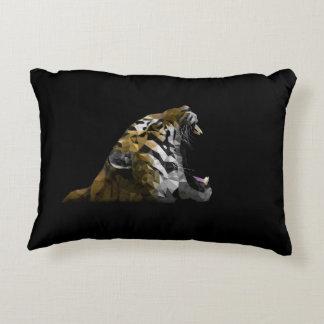 Tiger Roar Accent Pillow
