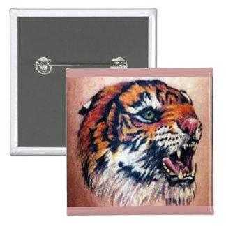 Tiger ROAR! Buttons