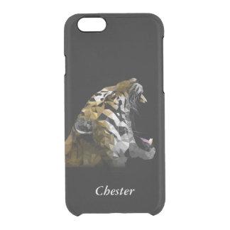 Tiger Roar Clear iPhone 6/6S Case
