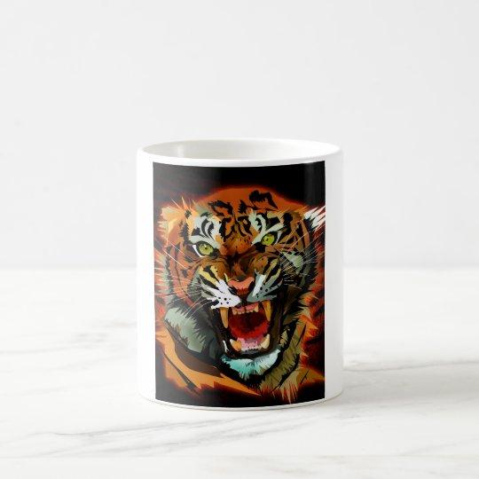 Tiger Roar Coffee Mug