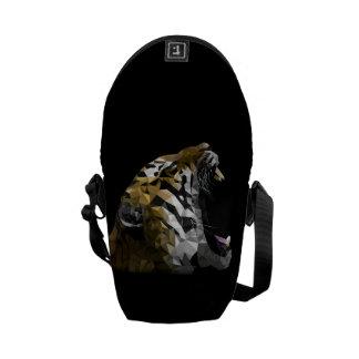 Tiger Roar Courier Bag