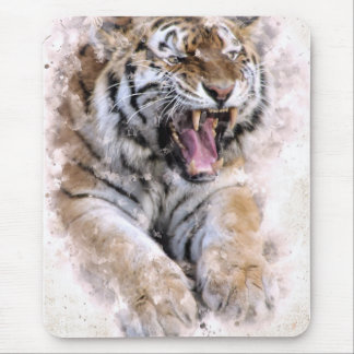 Tiger Roar Mouse Pad