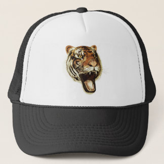 Tiger Roar Trucker Hat