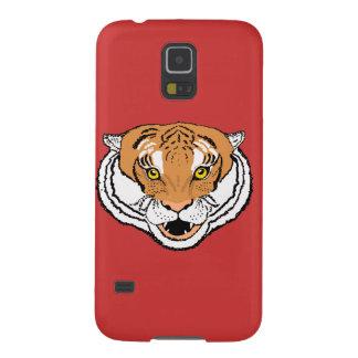 Tiger Roaring Galaxy Nexus iPhone cas Galaxy S5 Cover