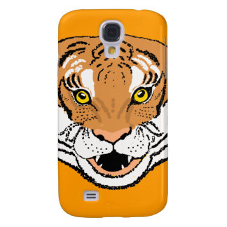 Tiger Roaring iPhone cases Galaxy S4 Cover