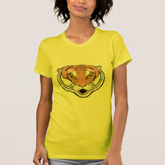 Tiger Roaring tshirts for all, him her child baby
