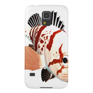 Tiger Rockfish Case For Galaxy S5