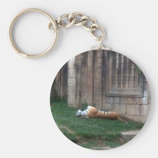 Tiger Roll Keychain